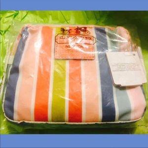 C 60250 Coach Peyton Multi-color Stripe Travel Bag